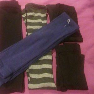 Accessories - Ladies tights/leggings I/Xl. 5 pair